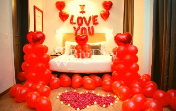 I Love You Theme at Home, Indore