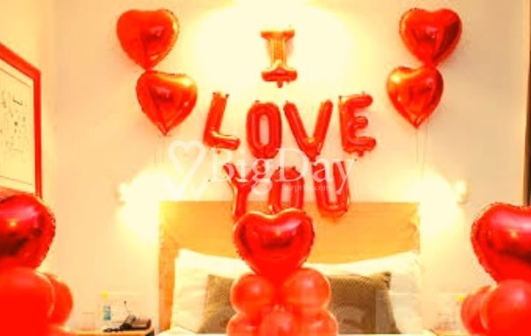 I Love You Theme at Home, Indore 2