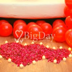 I Love You Theme at Home, Indore 1
