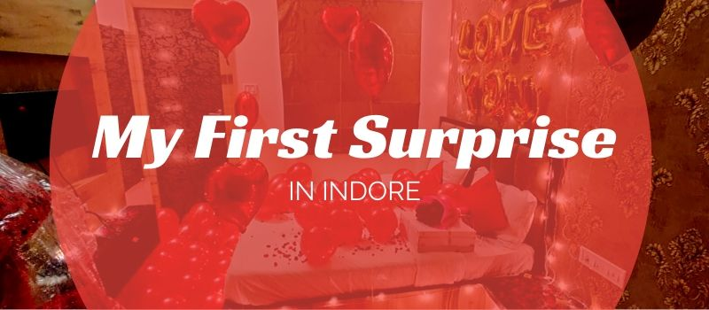 FIRST SURPRISE IN INDORE