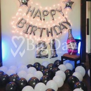 birthday decorators in indore