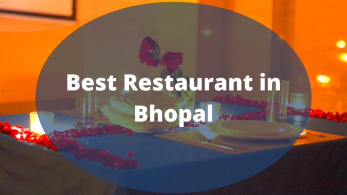 Best Restaurant in Bhopal
